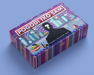 Educational game for kids - Box design