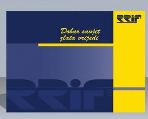 RRIF - Portfolio Folder Design