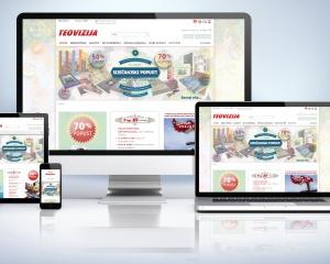 Teovizija.hr -  Online Bookstore design&graphic