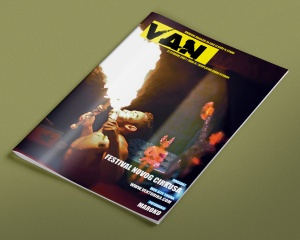 VAN - Magazine layout (from archive)